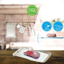 FOSA Defrosting Tray (S size 17.5x26cm) DP10002